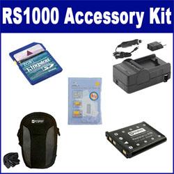 Pentax Optio RS1000 Digital Camera accessory kit