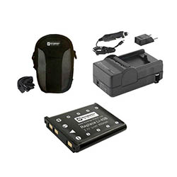 Olympus fe 20 battery and charger fe20 digital camera and chargers