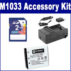 Kodak M1033 Digital Camera Accessory Kit