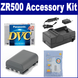 canon zr500 camcorder accessory kit rh eastcoastphoto com Users Manual Canon ZR500 Driver Canon ZR500