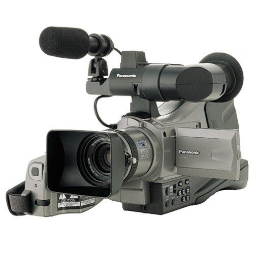 filmadora panasonic agdvc7: