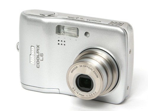 nikon coolpix l6 battery and charger coolpix l6 digital camera and rh eastcoastphoto com Nikon Coolpix 3200 Digital Camera Nikon Coolpix S5200 Manual