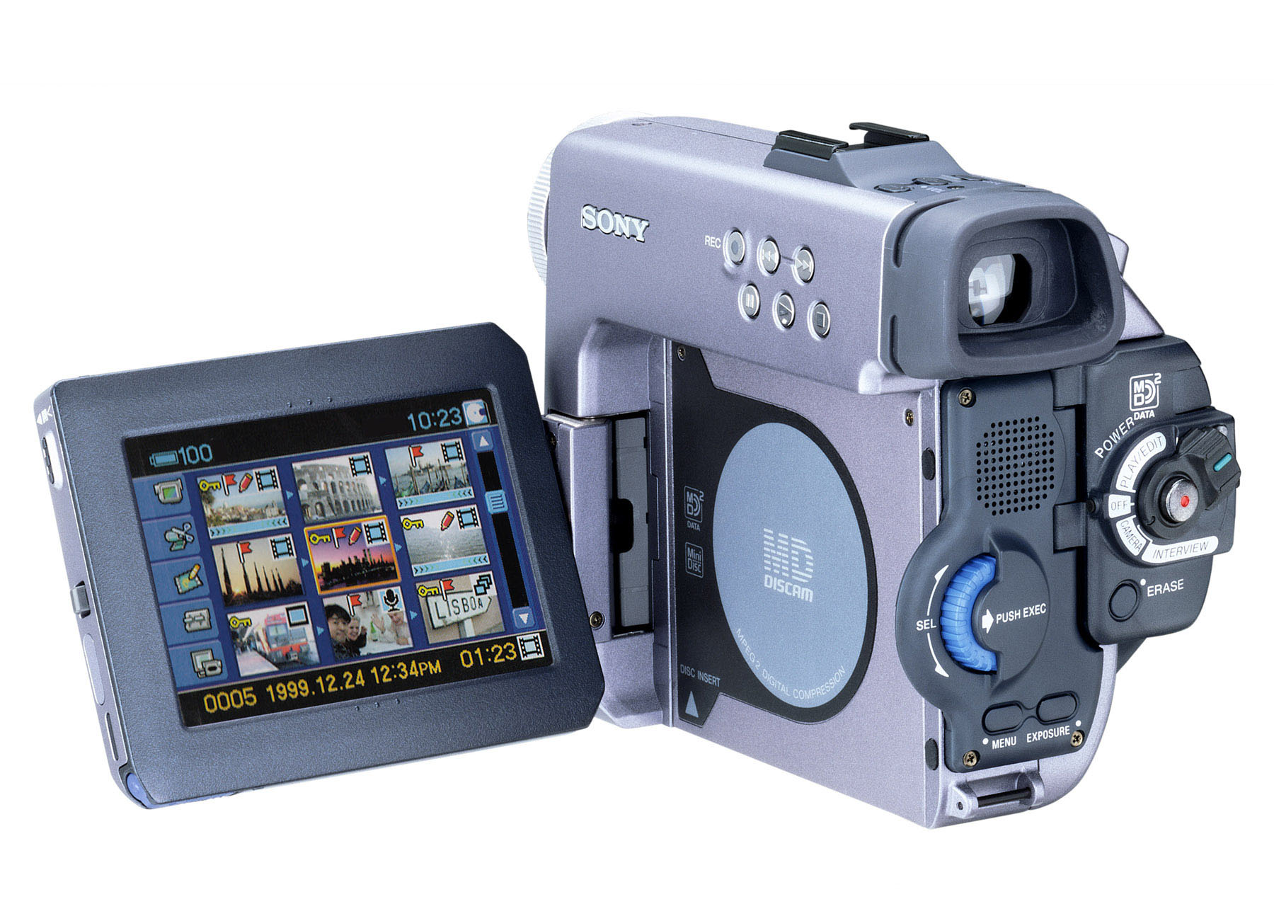 Sony Dcm M1 Battery And Charger Dcmm1 Camcorder And Chargers