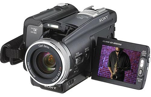 Sony HDR-PJ650 Camcorder External Microphone