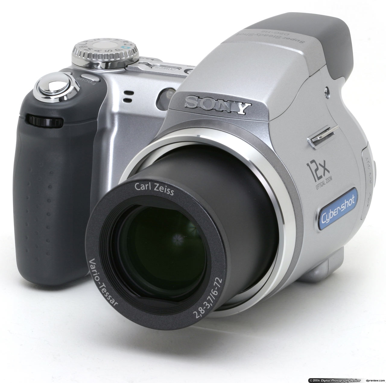 Sony Dsc H2 Battery And Charger Dsch2 Digital Camera And