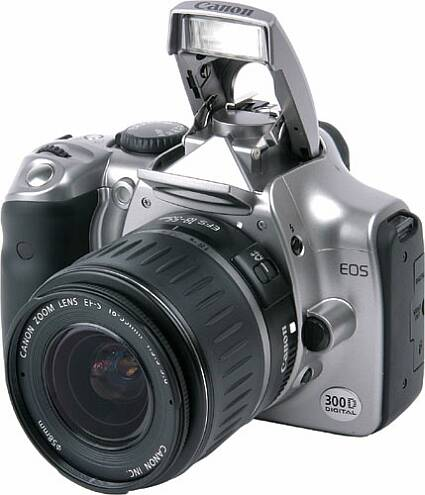 Canon EOS 300D DIGITAL