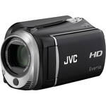 JVC Everio GZ-HD10 Camcorder