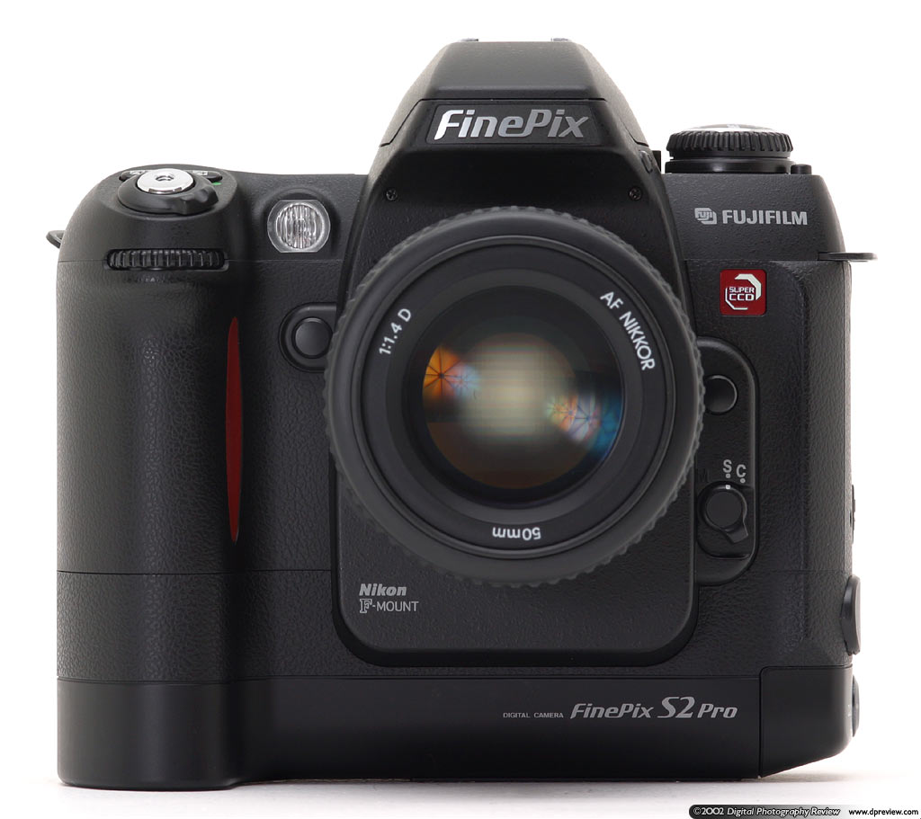 Fujifilm Finepix S2 Pro Battery and Charger - Finepix S2 Pro Digital