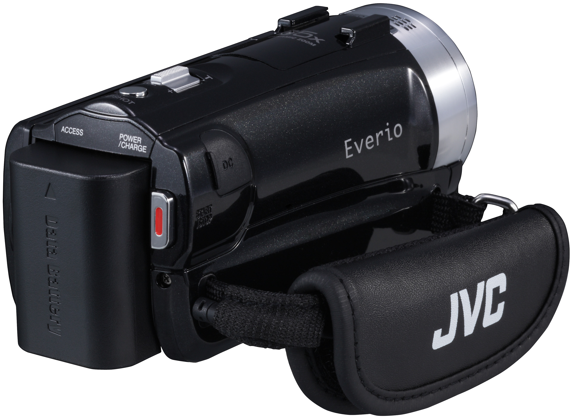 Jvc Gz Ex555 Battery And Charger Gzex555 Camcorder And