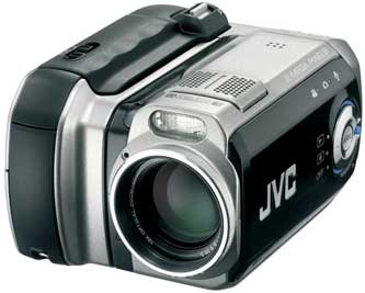 JVC GZ-MC200 Camcorder