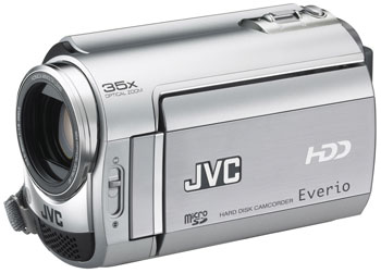 Camcorders and Pro Video Cameras with SDC-26 Case JVC Everio GZ-R550BUS Camcorder External Microphone XM-AD2 Dual Channel XLR-Mini Audio Adapter for DSLR/'s