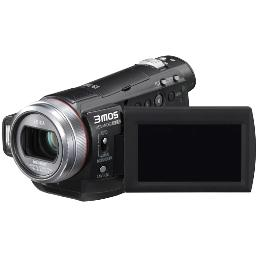 Panasonic AG-AC130 Camcorder Vidpro VB-H Top Hand Grip for DSLRs Cameras and Camcorders