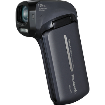 SDDLi88 Battery KSD2GB Memory Card Panasonic HX-DC1 Camcorder Accessory Kit includes SDM-1528 Charger