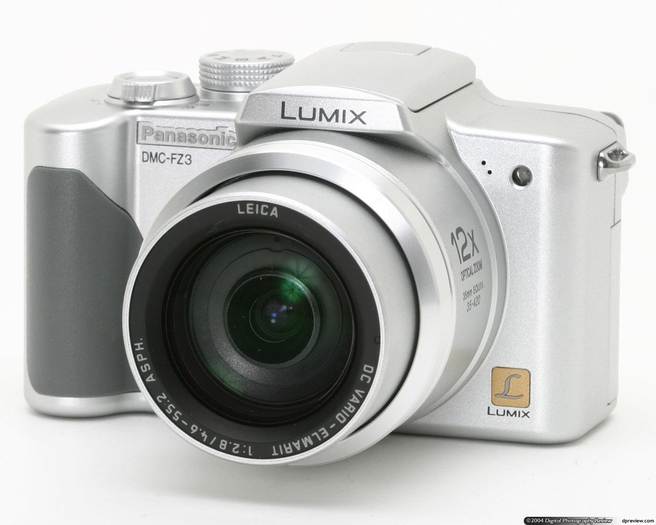 Panasonic Lumix Dmc Fz3 Battery And Charger Lumix Dmcfz3