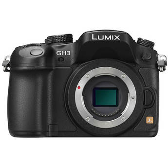 Panasonic Lumix DMC-GH3 Digital Camera