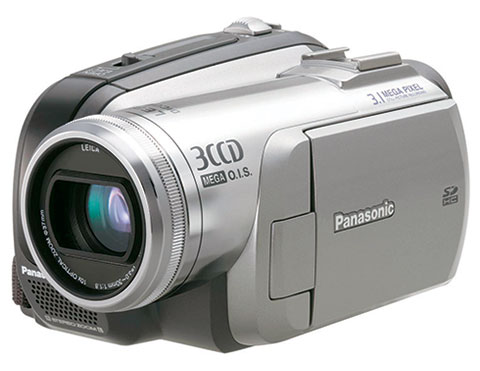 Camcorders and Pro Video Cameras with SDC-26 Case Panasonic AG-HSC1 Camcorder External Microphone XM-AD2 Dual Channel XLR-Mini Audio Adapter for DSLR/'s