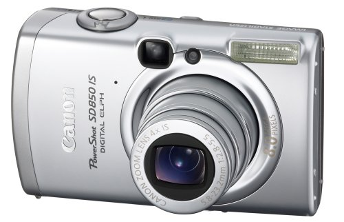 Canon Powershot Sd850 Is Battery And Charger Powershot