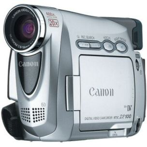 Canon Zr100 Battery And Charger Zr100 Camcorder And Chargers