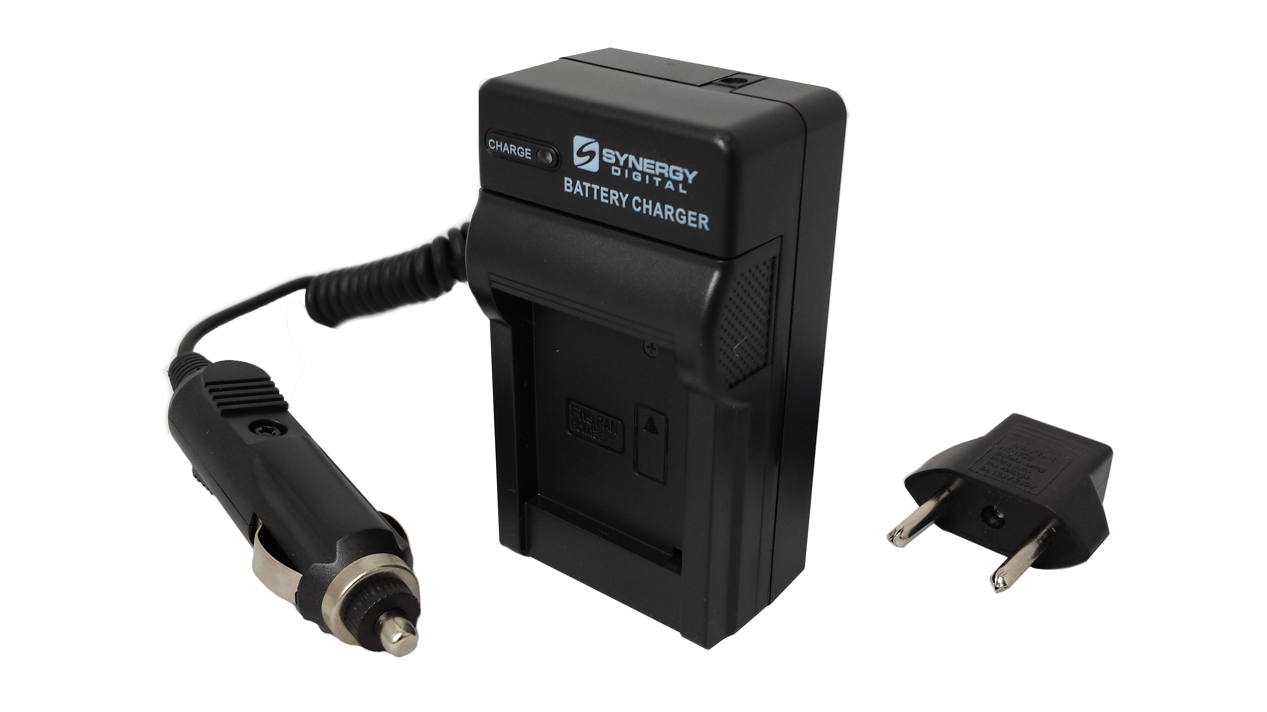 Synergy Digital JVC GZ-HD3 Camcorder Battery Charger (110/220v with Car & EU adapters) - Replacement Charger for JVC BN-VF808, BN-VF815, BN-VF82 at Sears.com