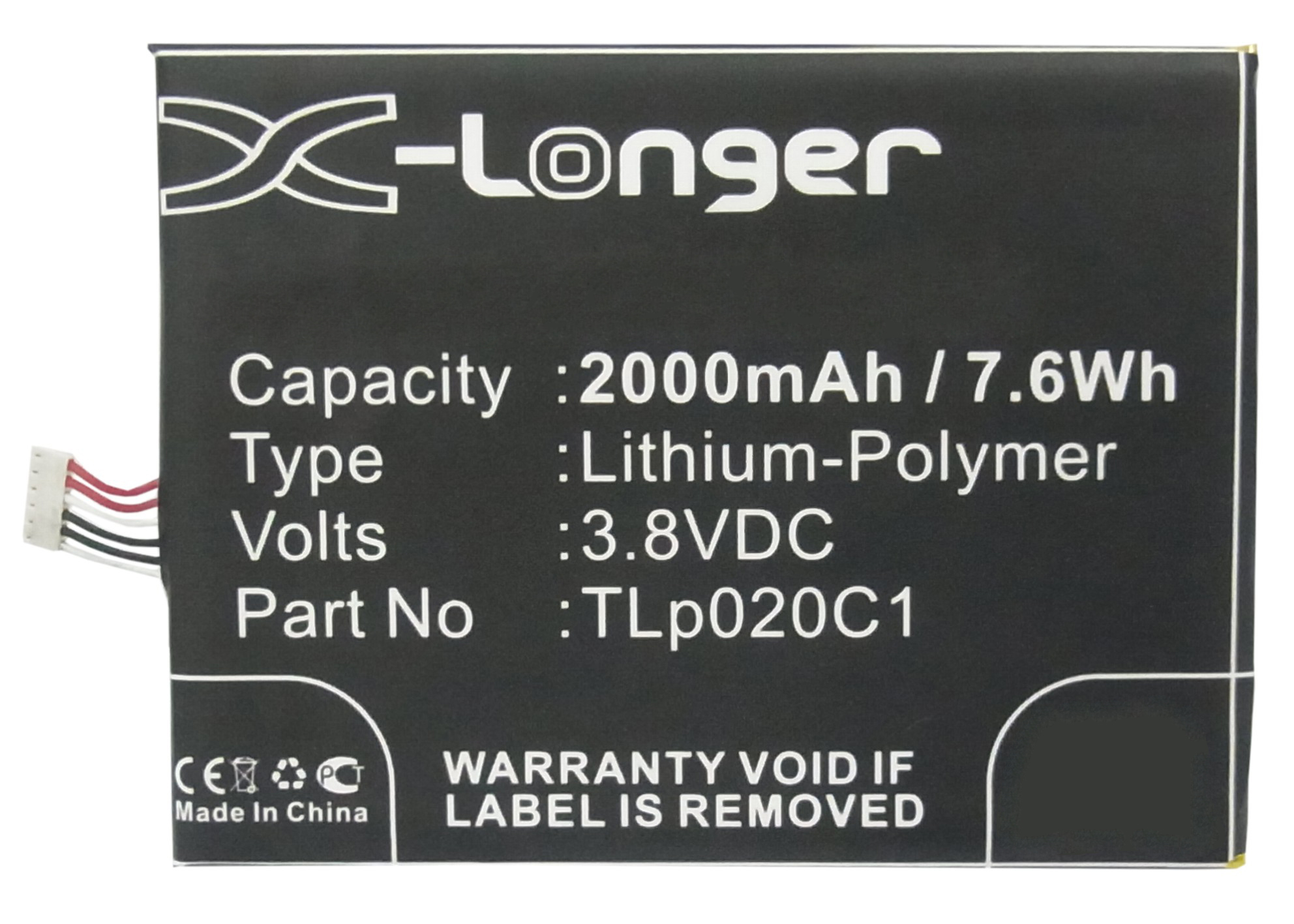 Batteries for AlcatelReplacement