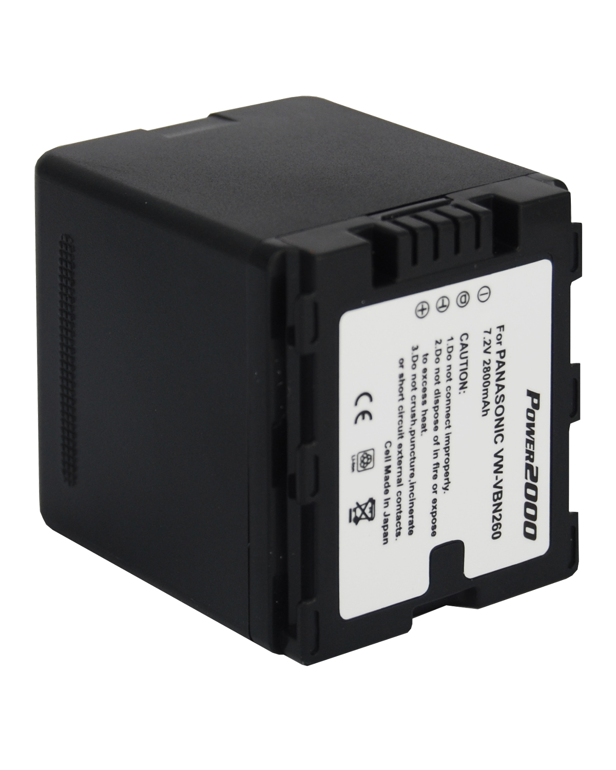 Batteries for PanasonicCamcorder