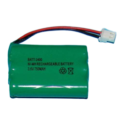 Batteries for Cortelco 586002 Cordless Phone