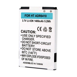 Battery for HTC ADR6410L Cell Phone