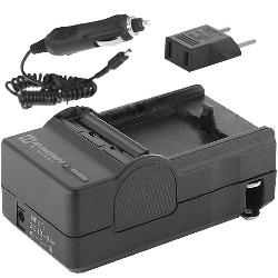 SDM-1541 Charger KSD4GB Memory Card Nikon Coolpix S32 Digital Camera Accessory Kit includes SDENEL19 Battery