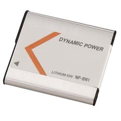 Batteries for SonyDigital Camera
