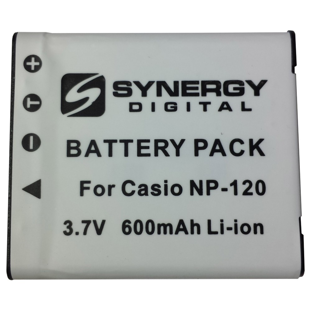 Batteries for CasioDigital Camera