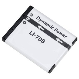 Batteries for OlympusDigital Camera