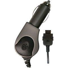 Vehicle Power Charger For Kyocera KX323