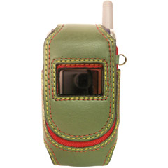 Universal Deluxe Double-Stitched Case - Moss Green