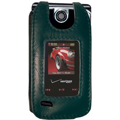 Xcite Leather Case For LG VX8600