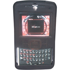 Xcite Black Gel Suit For Motorola Q9M