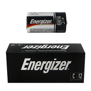 ALK-C - C Alkaline Batteries - Replacement by Energizer