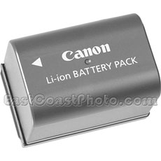Power-2000 BP-522 Lithium-Ion Battery Pack - replacement for Canon BP-522 Camcorder Battery