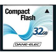 32GB CompactFlash Memory Card