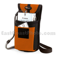 Lowepro Rezo  15 camera pouch (Burnt Orange)