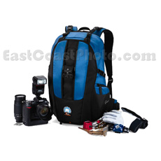 Lowepro Primus AW backpack (Arctic Blue)