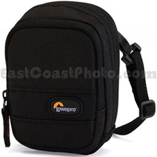 Lowepro Spectrum 10 Camera Pouch (Black/Black)