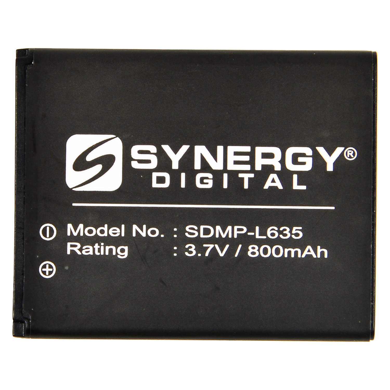 SDMP-L635 Li-Ion Battery - Rechargeable High Capacity (3.7V, 800 mAh) - Replacement For Alcatel OT-880 Cellphone Battery