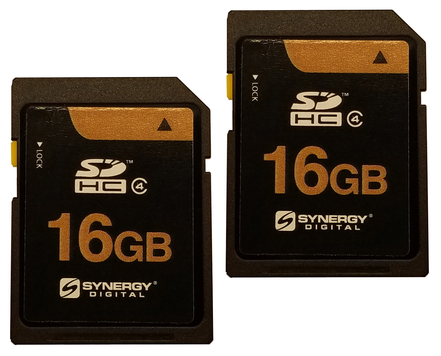 SDHC Memory Cards 2 Pack Canon HG20 Camcorder Memory Card 2 x 16GB Secure Digital High Capacity