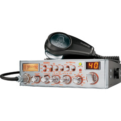 Pro Series CB Radio With Weather Channels And Delta Tuning